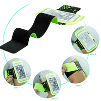Mpow Sweatproof Sport Running Arm Band Case For IPhone 7 6 6s Arm Band Smart Touch