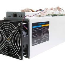 Used Innosilicon A9 ZMaster 50k sol/s With PSU Equihash Asic Zcash ZCL ZEC BTG Miner