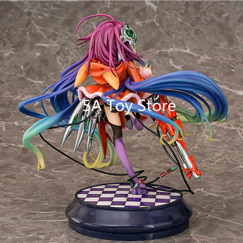Anime No Game No Life Zero Schwi 1//7 Scale PVC Figure New No Box 22cm