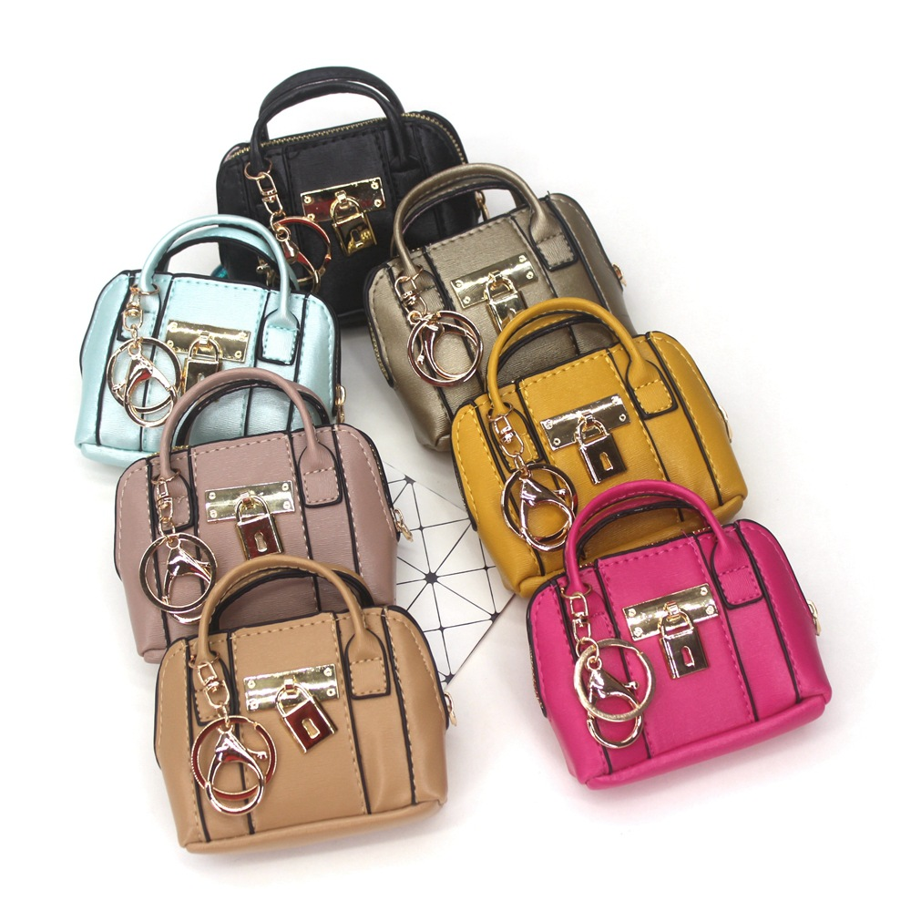 Coin Purses Vintage Handbag Model Coin Bags Women Mini Coin Wallet Ladies Clutch Change Purse Key Card Holder Female Money Pouch