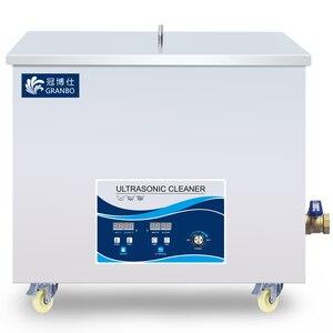 Image 3 - ทำความสะอาดอัลตราโซนิกเครื่อง 58L Bath 1080W 18PCS Transducer Power 110 V/220 V 28khz Stronger การสั่นสะเทือนลบคราบน้ำมัน