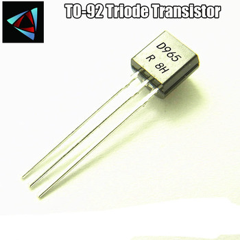 50PCS 2SD965 TO-92 D965 TO92 new triode transistor image