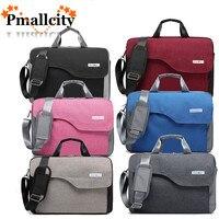 Fashion Brand 17.3 15.6 inch Laptop Bag 17 15 Notebook Computer Cross Body Bags Messenger Shoulder Bag Men Women Handbag Casual
