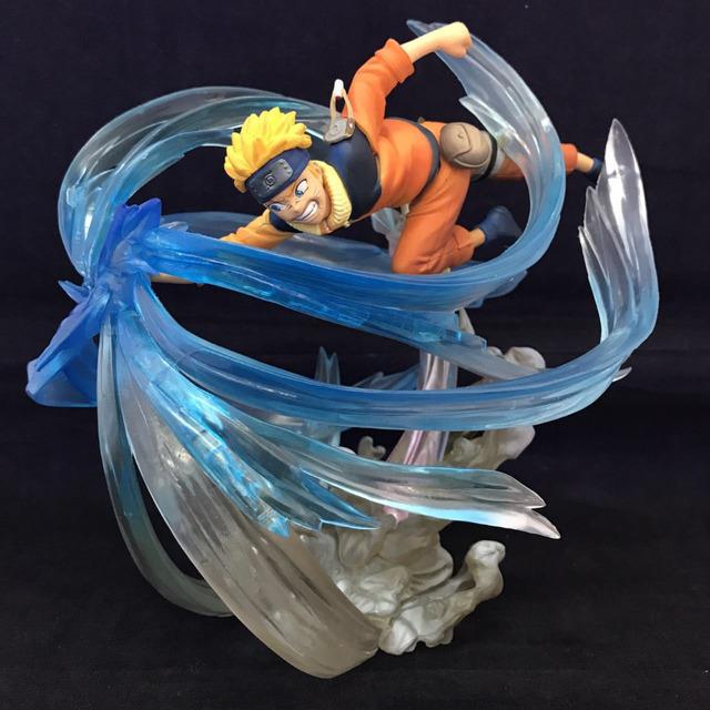 Naruto Uzumaki Rasengan Uchiha Sasuke Chidori PVC Action Figure