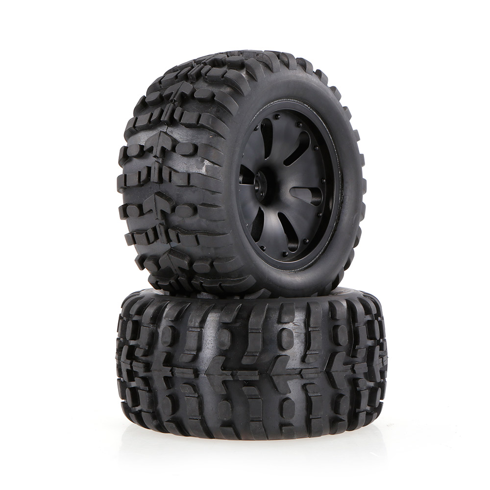 hight resolution of 2pcs 2 75 inch 120mm rc toys parts wheel rim tire for 1 10 hpi savage xs flux mt lrp rc car truck rc tires 1 10 wheel tires in parts accessories from