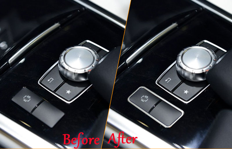 New car accessories for mercedes benz e class w212 e350 for Mercedes benz e class accessories