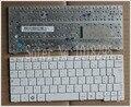 Nuevo teclado del ordenador portátil para samsung n150 n143 n145 n148 n128 N158 NB30 NB20 N102 N102S Piezas de Repuesto FR Francés Clavier blanco