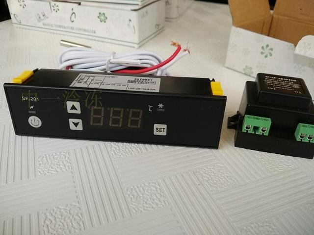 Kühlschrank Thermostat : Sf 201 vitrine gefrierschrank kühlschrank temperaturregler