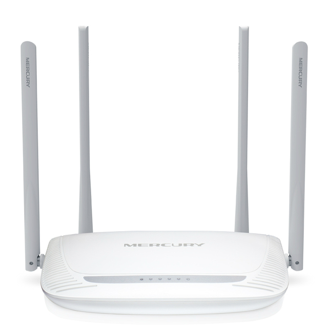 Mercury MW325R 300M wireless router through the wall Wang unlimited ...
