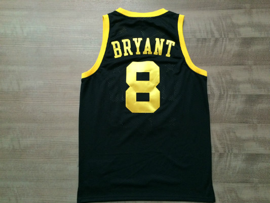 05aa5a4d5  8 Kobe Bryant Light Blue Throwback Jersey
