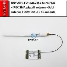 Sierra беспроводной MC7455 мини PCIE+ IPEX SMA Пигтейл/провод для антенны+ 5dbi антенна SMA FDD/TDD LTE 4G CAT6 GNSS CAT6 USB 3,0 MBIM