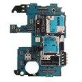 100% bom trabalho europa versão 16g desbloqueado motherboard mainboard para samsung galaxy s4 i9500 com chip com imei adesivo