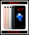 "Apple iPhone 7 Original Factory Unlocked Mobile Phone 4G LTE 4.7"" Quad Core A10 12MP RAM 2GB ROM 32GB/128GB/256GB Cell phone"