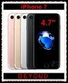 "Apple iphone 7 original de fábrica abrió el teléfono móvil 4g lte 4.7 ""Quad Core 12MP A10 RAM 2 GB ROM 32 GB/128 GB/256 GB teléfono Celular"
