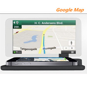 Image 5 - GEYIREN 6 นิ้วUniversal H6 รถHUD Head Up Displayโปรเจคเตอร์โทรศัพท์สมาร์ทโฟนGps Hudสำหรับรถยนต์ใดๆ