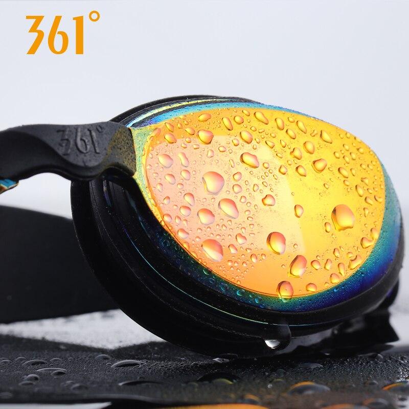 Image 5 - 361 gafas de natación miopía hombres y mujeres adultos HD impermeable Anti niebla prescripción gafas de natación equipo deportivoGafas de natación   -