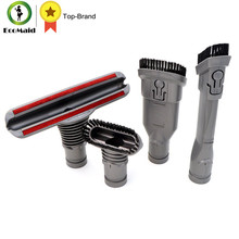 Home Full Cleaning Kit for Dyson Handheld Tool Brush Kit For Dyson Vacuum Cleaners Flexi Crevice Tool Mattress Brush 4pcs/Set