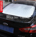 8pcs/set Car Auto Sun Visors Shade Proof Cover Shield Fit for FORD New FOCUS 3 MK3 Sedan