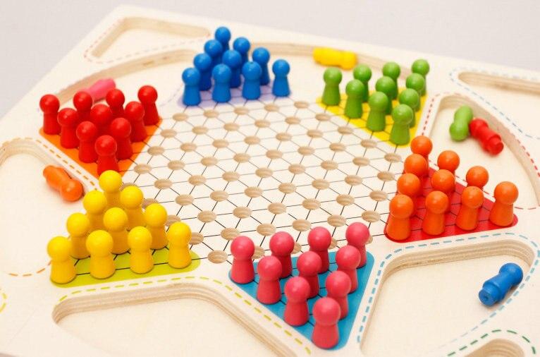 de construção damas vôo xadrez, draughts &