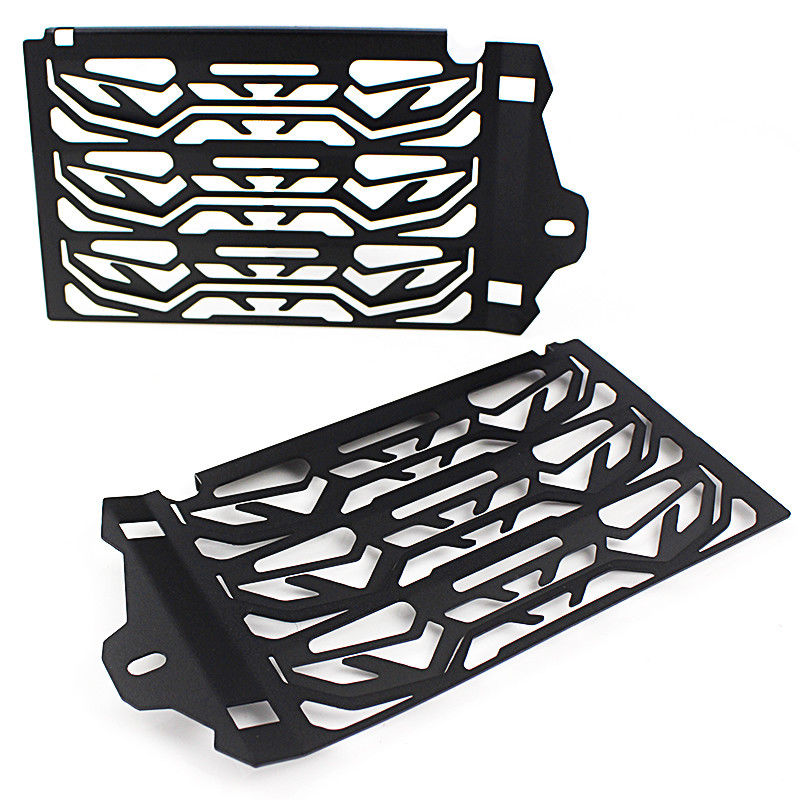 Radiator Guard Protector Grille Grill Cover For BMW R1200GS LC Adventure R1200 GS R1200GSA LC 2013-2017 Motorcycle Accessories for bmw r1200gs motorcycle mirrors riser extension brackets adapter fit for bmw r1200gs lc r1200 gs lc adventure 2013 2016