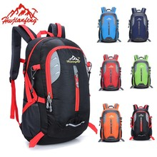 Nylon Men Backpack Outdoor Climbing Cycling Multi-function Mountaineering Bags Women Laptop Backpacks Schoolbag Luggage