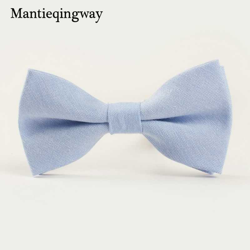 Mantieqingway Casual Children Bow Tie for Wedding Suits Bowtie for Boys Baby Bowties Gravata Borboleta of Vestidos Child Bow Tie