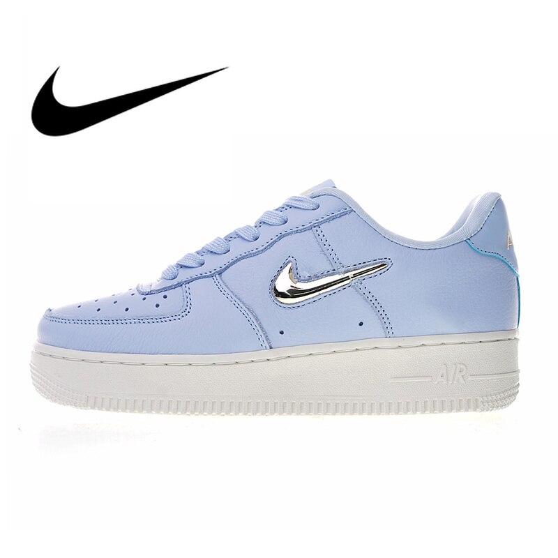 timeless design 368e7 a087a Original auténtico Nike WMNS Air Force 1  07 PRM LX de los hombres zapatos  de