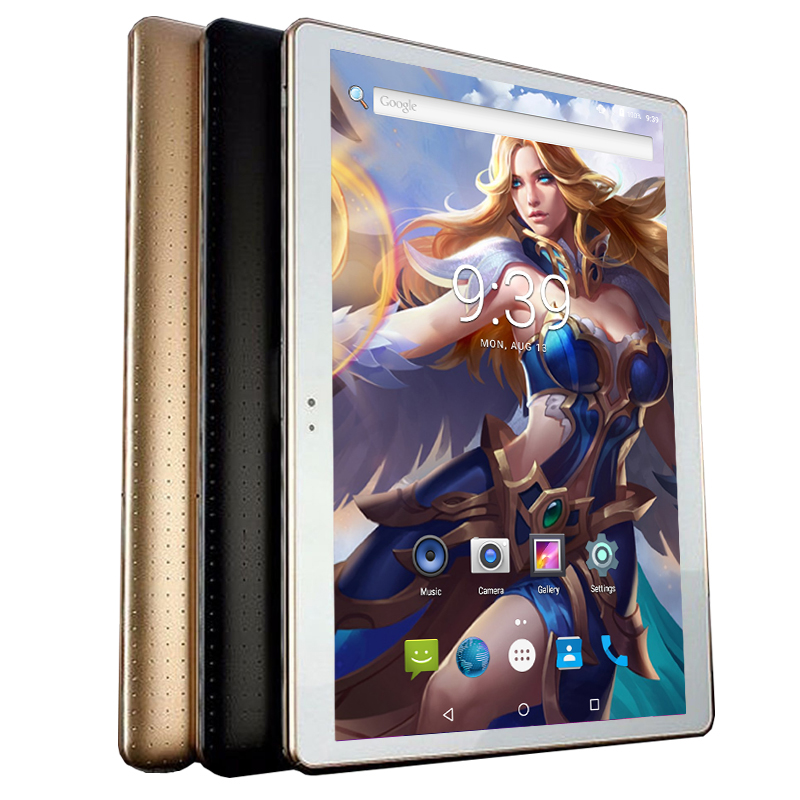 2019 Più Nuovo 10 pollici Android 8.0 Tablet PC 4 GB di RAM 64 GB ROM 1280*800 IPS 5.0MP Octa core 3G WCDMA 4G LTE Dual SIM Card + Tastiere-in Tablet Android da Computer e ufficio su  Gruppo 1