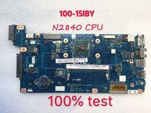 Neue AIVP1/AIVP2 LA-C771P Motherboard für Lenovo B50-10 100-15IBY Laptop motherboard com CPU N2840 100% test OK