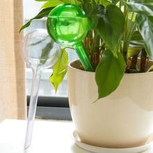 큰 판매 10 조각 자동 물을 떨어지는 미니 플라스틱 병 꽃 식물 화분에 심은 식물 여행 야외 물 공급