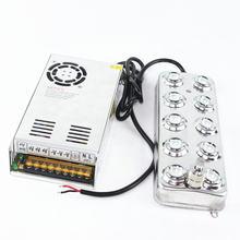Ультразвуковой генератор тумана dc 48 В 5 Гр/ч с функциями увлажнитель