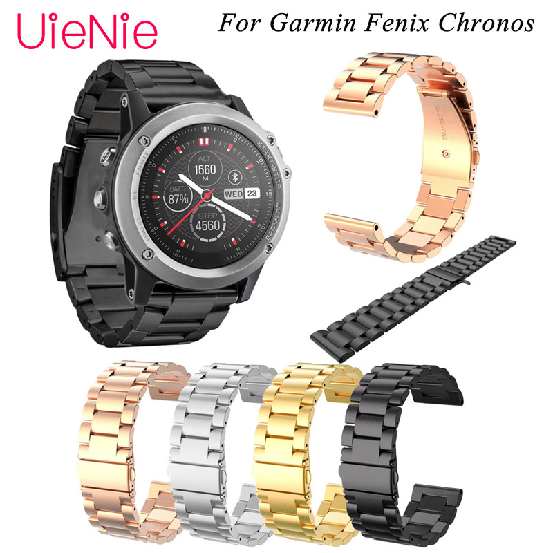 22mm For Garmin Fenix Chronos wristband for <font><b>Samsung</b></font> Gear S3 watch <font><b>strap</b></font> for huami amazfit stratos 2 2S bracelet <font><b>46mm</b></font> watchband image