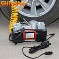 Portable Digital Car Air Compressor Heavy Duty Car 12V Inflating Pump Electric Tire Inflator Inflatable Pump Default Setting