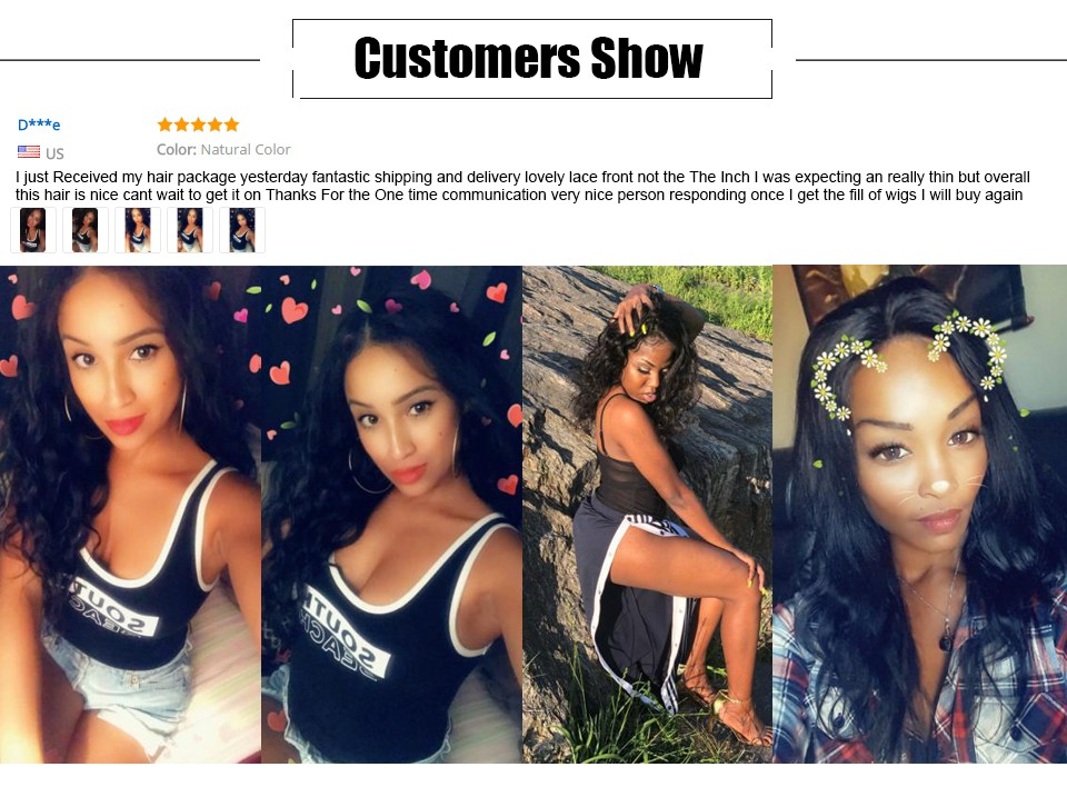 customer show Bw