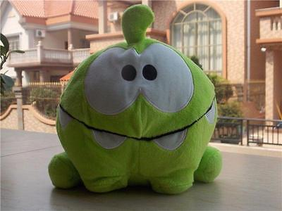 Game CUT THE ROPE HUNGRY FACE PLUSH OM NOM SOFT font b TOY b font KIDS