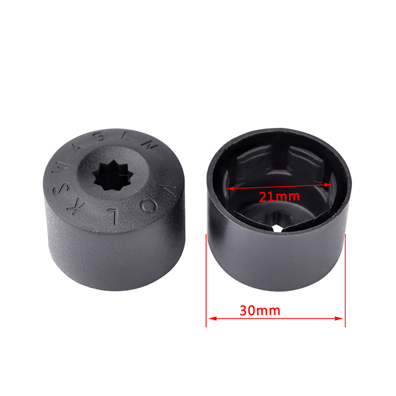 SPEEDWOW 20Pcs 17mm Car Wheel Nut Auto Hub Screw Cover Protection Caps Wheel Nut Bolt Head Cover Cap For VW Golf MK4 Passat Audi in Nuts Bolts from Automobiles Motorcycles