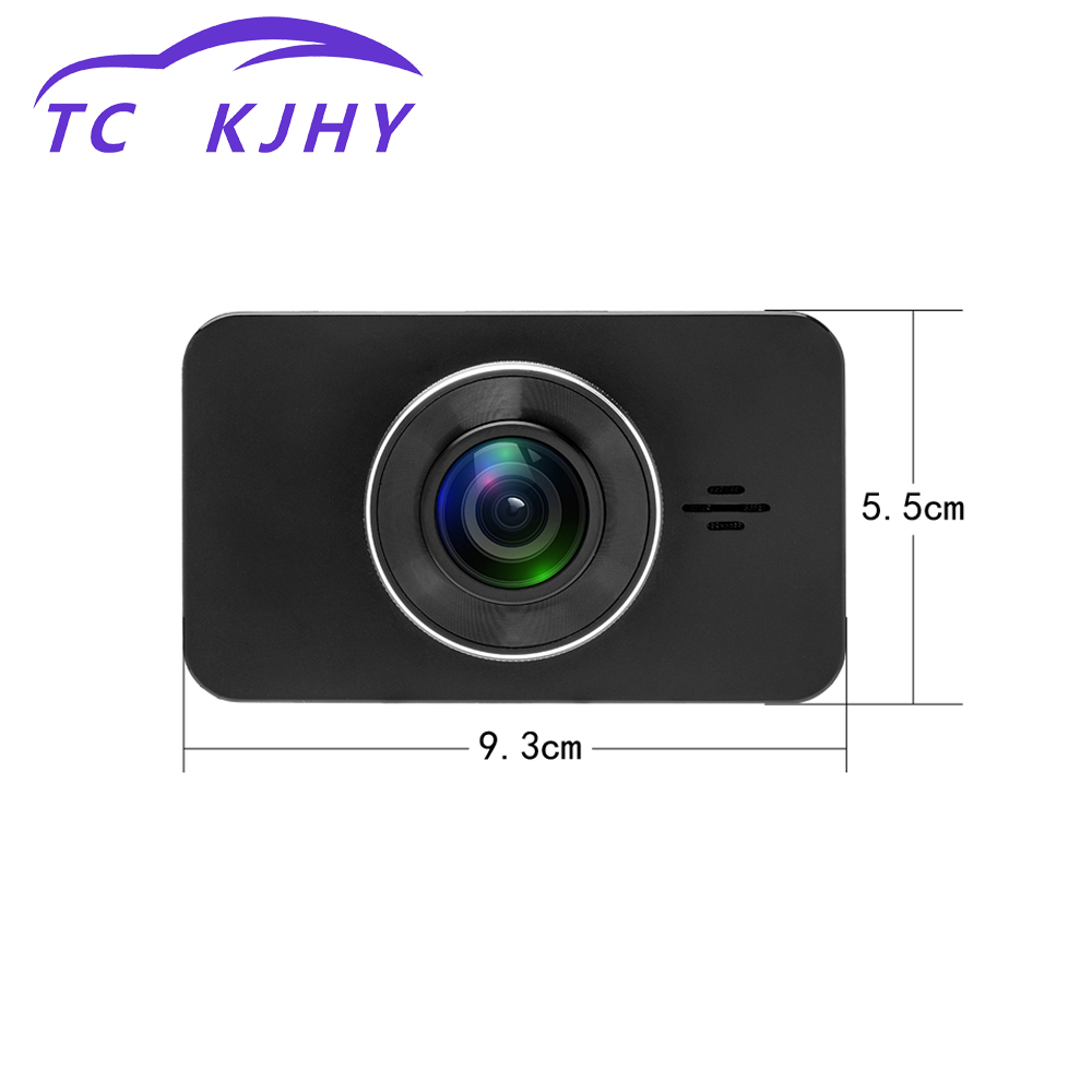 2018 Auto 3 GPS Positioning Video Recorder Registrator Car Cam Corder DVRs Dash Cam Car DVR Camera Dual Lens Reversing Camera