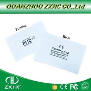 Image 5 - 1 ピース/ロット新 RFID 盗難防止シールド NFC 情報盗難防止シールドギフトシールドモジュール盗難防止ブロッキングカード