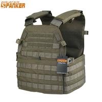 EXCELLENT ELITE SPANKER Outdoor 6094 Military Molle Vests Hunting Waterproof Camouflage Vest Tactical Jungle Equipment