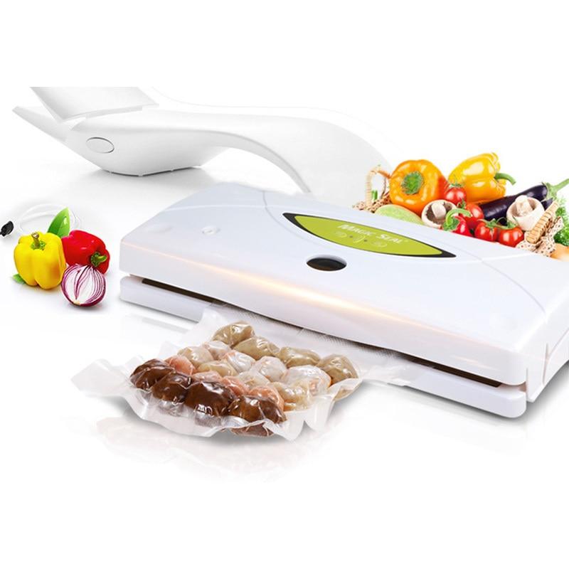 Glantop New Arrival Household Vacuum Sealer machine for food fruit Food Vacuum Packaging Machine F26007