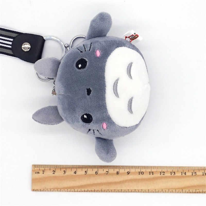 Мини 10 см, Мой сосед Тоторо Плюшевые игрушки 2017 Новый kawaii аниме брелок Тоторо игрушка, плюшевая кукла Тоторо