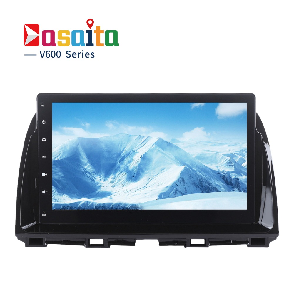 Dasaita 10 2 Android 6 0 font b Car b font GPS Player for Mazda CX5