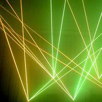 5W 30Kpps galvo scanner RGB laser stage light show system for party Disco DJ night club lighting effect