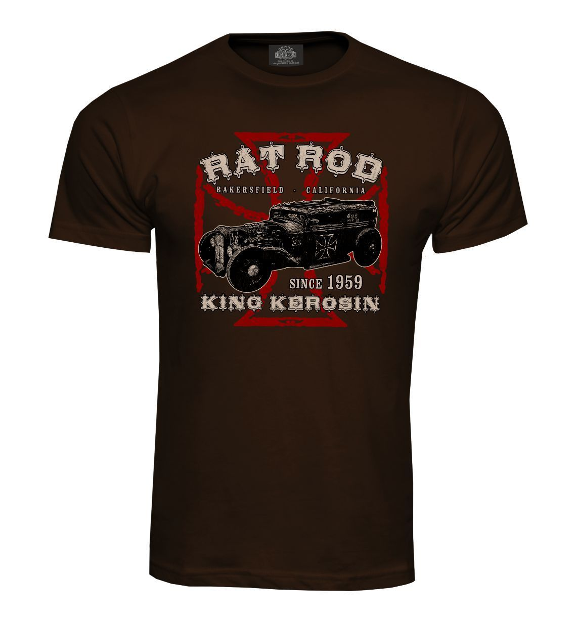 2019 Fashion <font><b>Men</b></font> Short Sleeve For <font><b>Men</b></font> Clothing Summer Rat Rod Us-Cars Hot-Rod Rockabilly Youngtimer Pin Up <font><b>Ratte</b></font> <font><b>T</b></font> <font><b>Shirts</b></font> image