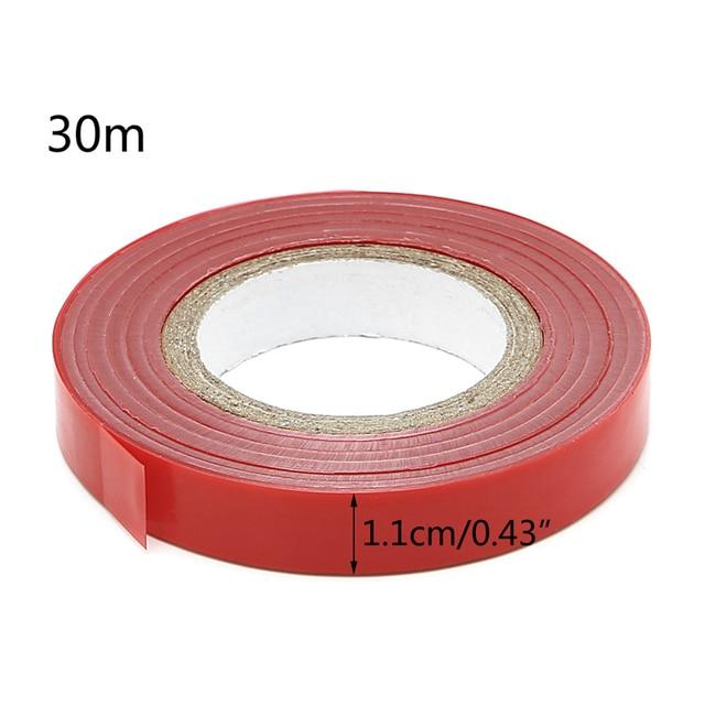 Garden Tape Tree Film Graft Branch Bind Belt PVC Tie Tools 1.1CM x 30M / Roll L15