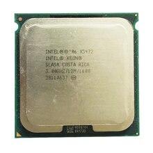 INTEL X5472 İşlemci 3.0GHz /LGA771 12MB L2 önbellek dört sunucu işlemci fsb 1600 yakın LGA775 çekirdek 2 Quad Q9650 CPU