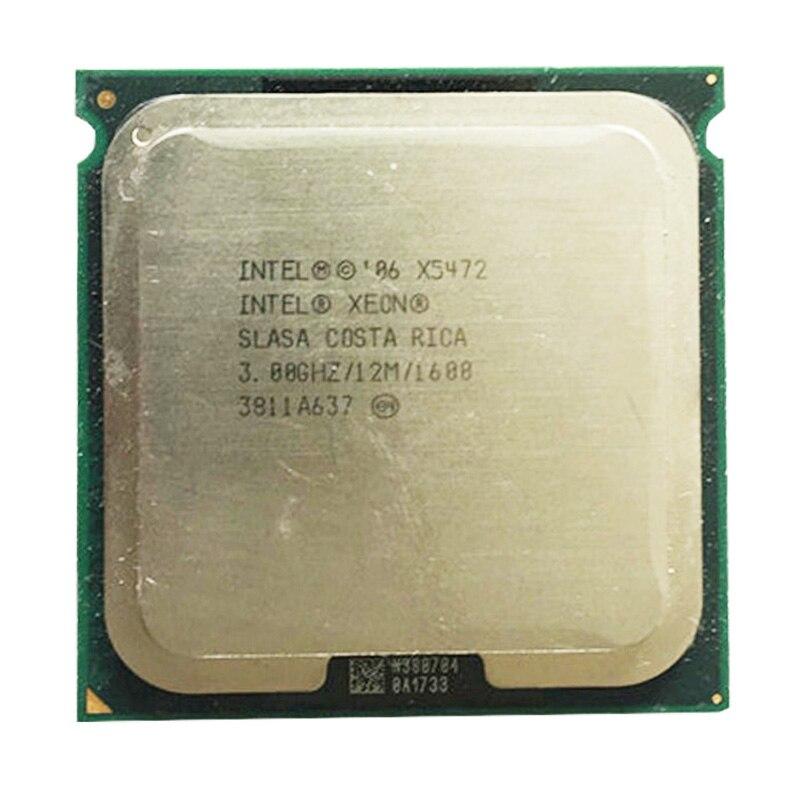 Processador intel x5472 3.0 ghz/lga771 12 mb l2 cache quad-server cpu fsb 1600 perto do núcleo lga775 2 quad q9650 cpu