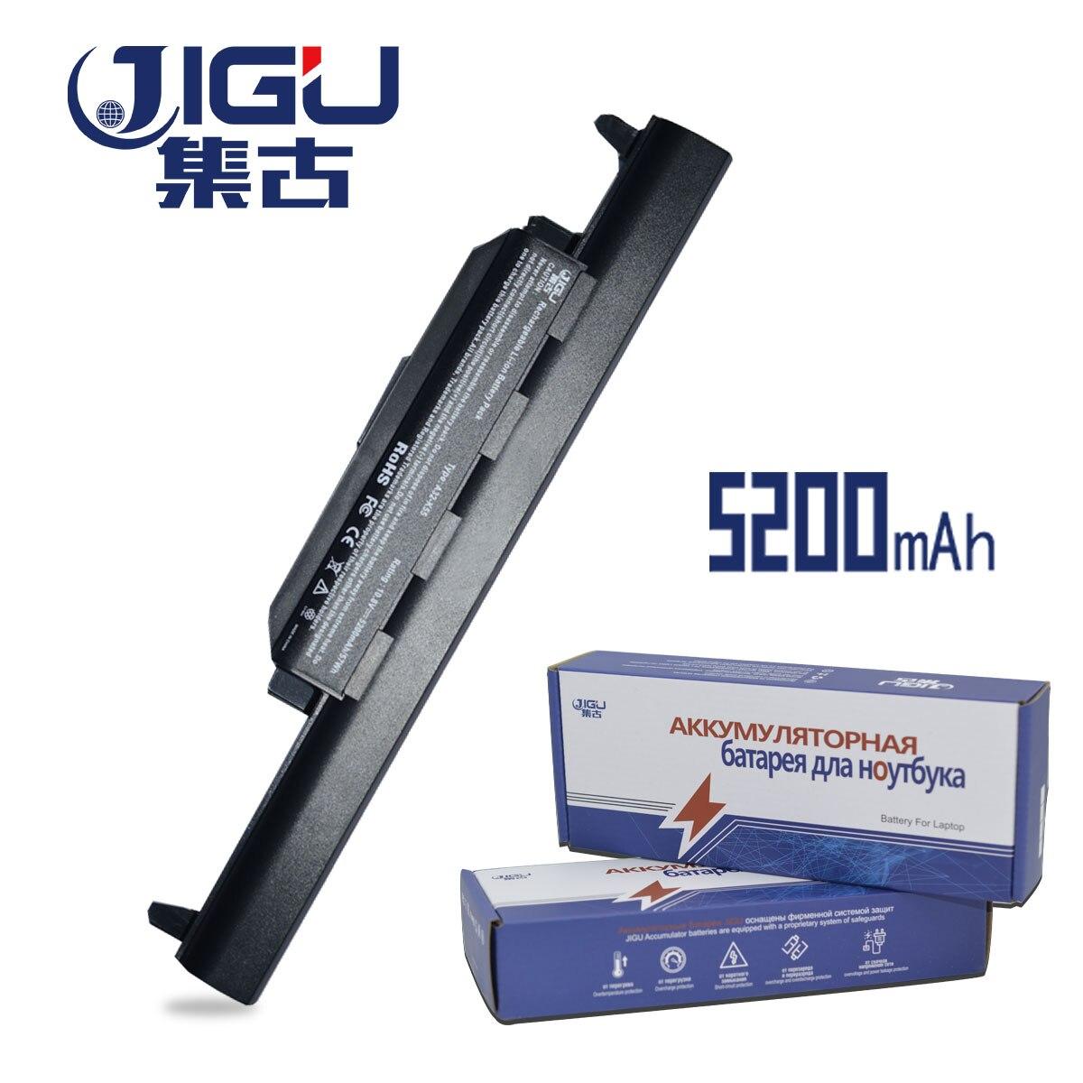 JIGU Neue 6 Zellen Laptop Akku Für Asus A45 A55 A75 K45 K55 K75 R400 R500 R700 U57 X45 X55 x75 Serie, a32-K55 A41-K55