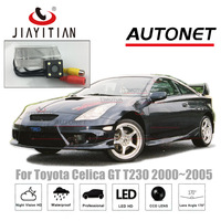 JiaYiTian rearview camera For Toyota Celica GT T230 2000~2005 CCD Night Vision Backup Camera Parking Camera license plate camera