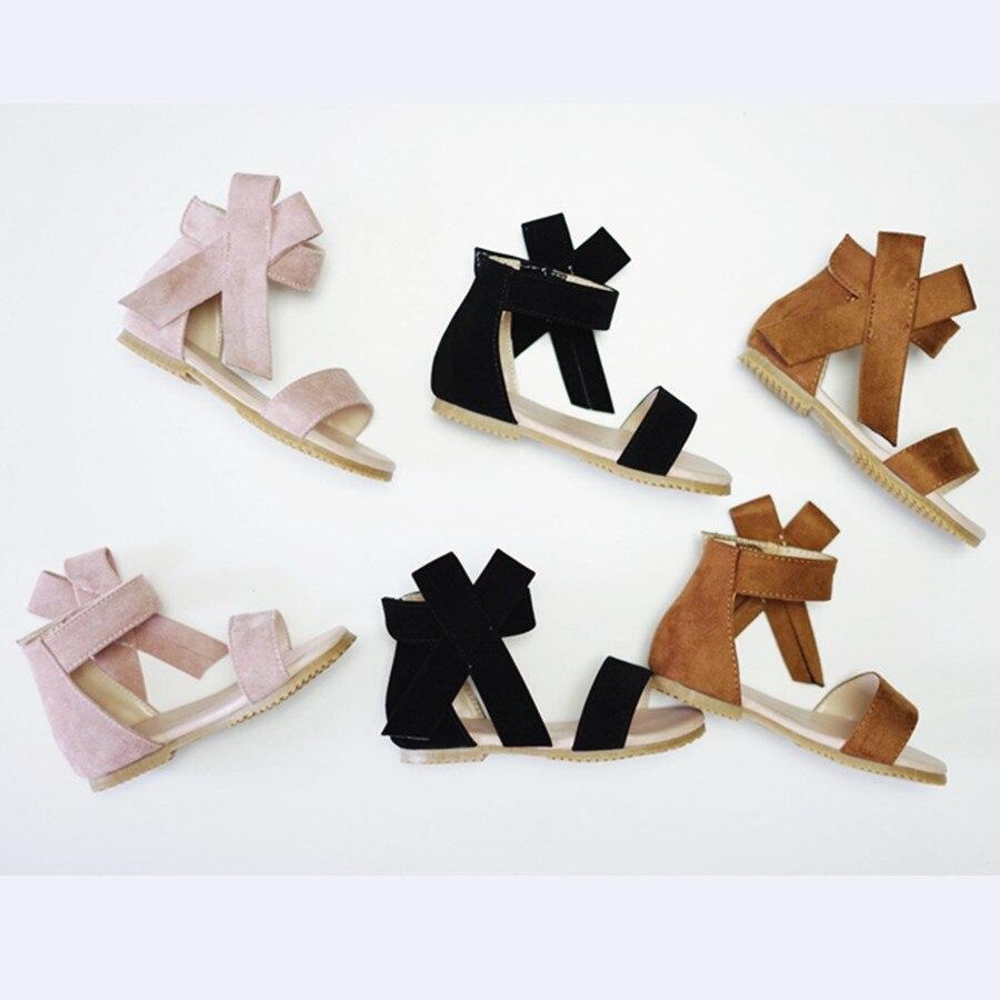 Littlesummer Sandalias para niños Zapatos de fiesta Bow Zapatos de - Zapatos de niños